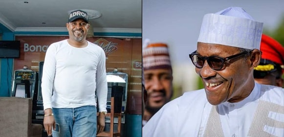 Actor Saidi Balogun Celebrates President Buhari Win Already, Fans Curse Him