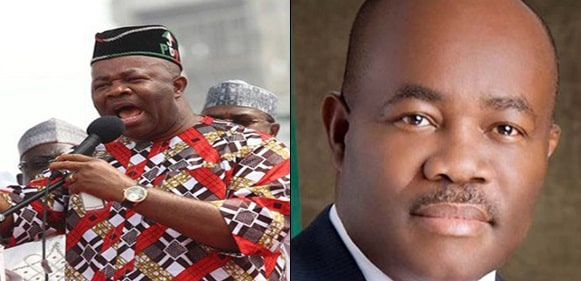 I can't fail, I didn't lose, the results will be corrected- Akpabio, vows to challenge his loss In court