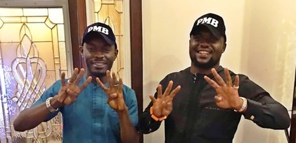 """Hungry Fool"" -Fans Blast Mr.Jollof For Jumping Ship To Buhari"