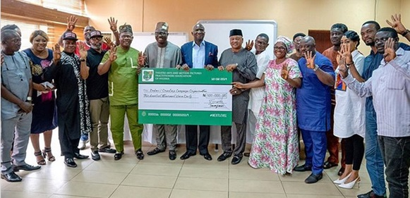Nollywood Actors Donate Half A Million To Their Preferred Political Candidate