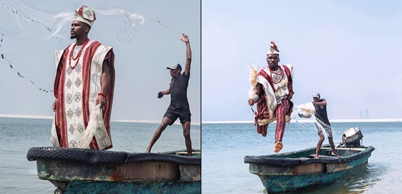 "Photographers Call Out Bbnaija's Tobi Bakre For Allegedly ""Stealing"" Creative Ideas,He Reacts"
