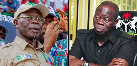 'When I was NLC president, I mobilised Lagos 'area boys' for protests' - Adams Oshiomhole