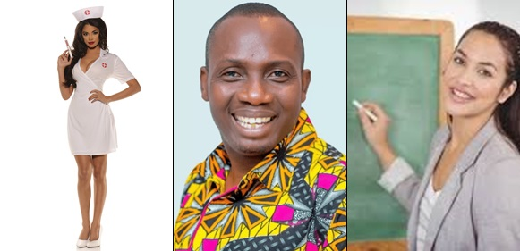 Avoid nurses & teachers if you aren't good in bed – Ghanaian relationship expert, Counsellor Lutterodt says