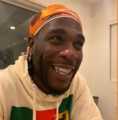'My Mouth Feels Like A Freezer' – Burna Boy Shows Off New Set Of Teeth ( See Photos) 2