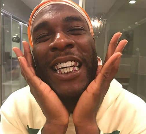 'My Mouth Feels Like A Freezer' – Burna Boy Shows Off New Set Of Teeth ( See Photos) 1