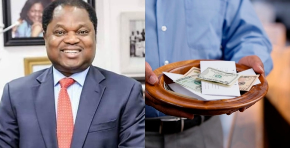 Why every christian must pay tithe - CLAM Pastor, Wole Oladiyun