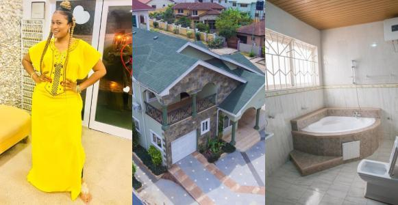 Actress Christabel Ekeh shares lovely photos of her new house