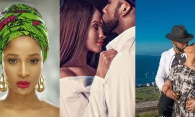 Adesua Etomi pens down an emotional birthday message to her hubby, Banky W