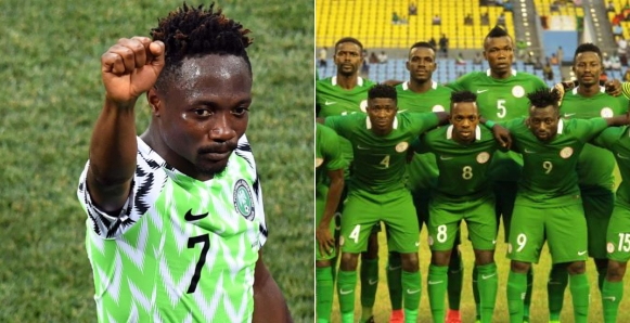 Ahmed Musa, Super Eagles Under 23