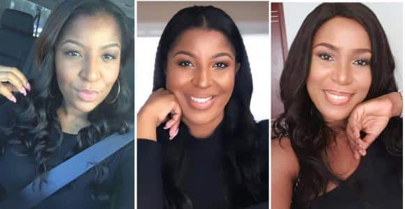 American lady reacts after being compared with Linda Ikeji