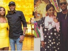 Annie and 2face Idibia celebrate each other 6th wedding anniversary