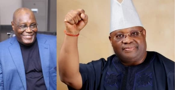 Atiku reacts after Tribunal declared Adeleke winner of Osun Governorship Election