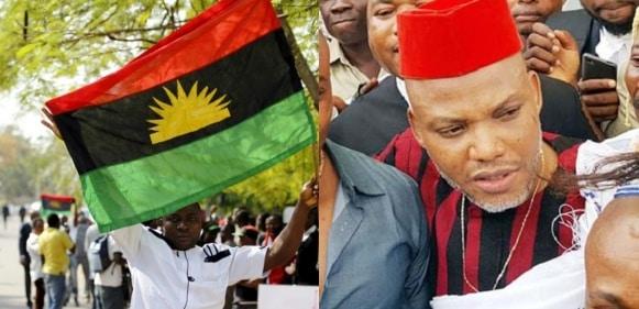 Biafra is near