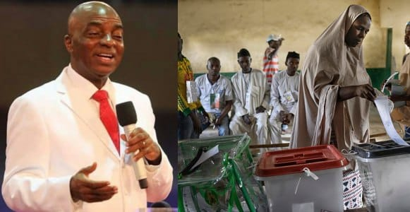Bishop Oyedepo finally breaks silence on presidential election in Nigeria