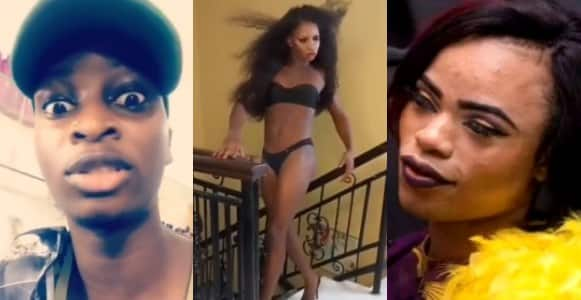 """Bobrisky is a liar he never graduated from Unilag"" - Cross Dresser JP Blush spill the beans (Video)"