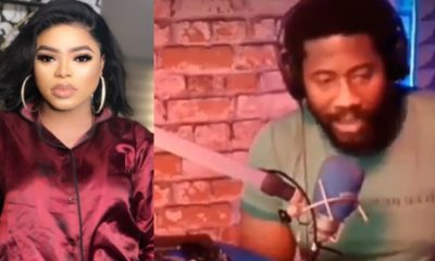 ''Bobrisky pays his bills, he never owes'' – Escape night club owner, Richard Nnadi (Video)