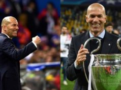 Breaking! Real Madrid re-appoint Zinedine Zidane as manager after sacking Santiago Solari