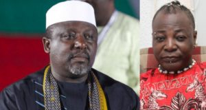 Charly Boy mocks Rochas Okorocha over the loss of the governorship election of his son in-law, Uche Nwosu