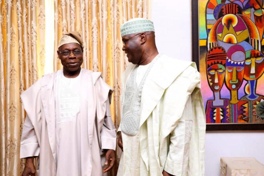 Atiku, Obasanjo, Birthday