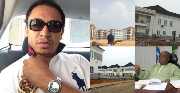 Daddy Freeze blast Pastor Oyedepo after he unveiled his Mega Real Estate Housing Project