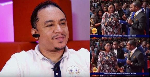Daddy Freeze mocks Oge Okoye for visiting pastor, Alph Luka for deliverance