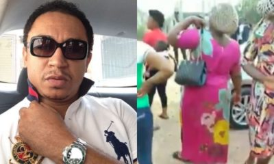 Daddy Freeze reacts as Dunamis church allegedly burn Trader's goods