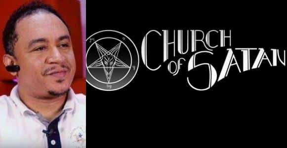 Daddy Freeze replies Church Of Satan over 'Marital Vows' post