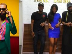 Tobi/Alex: Don't kiss and tell, stylist - Swanky Jerry warns