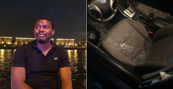 Man narrates how he almost got robbed along Eko Bridge in Lagos