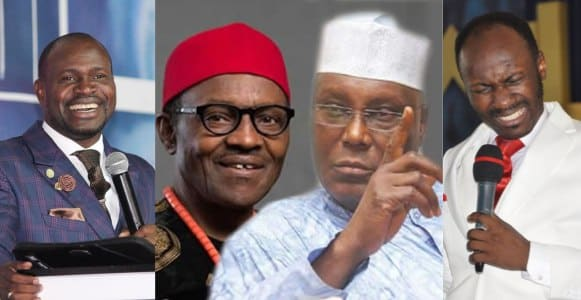 Failed prophecies: Prophets who predicted Atiku would defeat Buhari