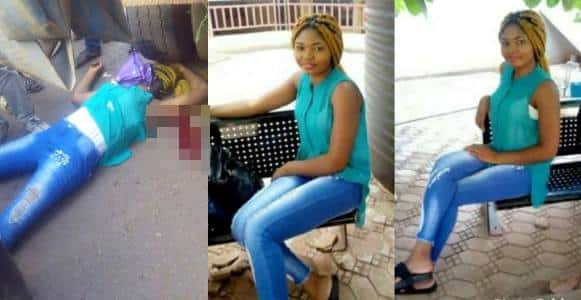Final year UNN student crushed to death while returning from class (Photos)