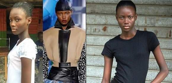 Jumbo becomes first Nigerian model to walk for Louis Vuitton