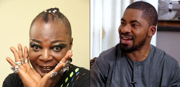 Charly Boy's 'Our Mumu Don Do' reacts to Deji Adeyanju's resignation