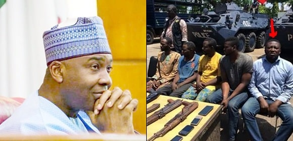 How I Was Tortured, Asked To Implicate Saraki – Offa Robbery Suspect