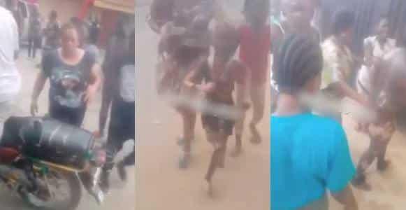 Gas explosion injures many at the University of Amala (Video)
