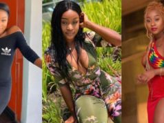 I believe in God, not the Bible - Actress Efia Odo