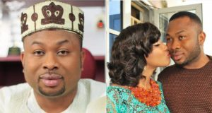 I met Tonto Dikeh at a night club – Olakunle Churchill