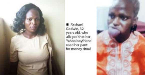 ''I ran mad after wearing pants my boyfriend bought for me'' - Nigerian lady narrates ordeal