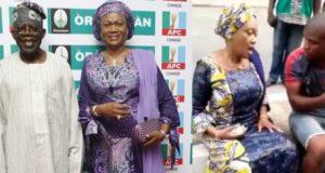 """Igbo people we no dey trust una again"" - Tinubu's wife, Oluremi tells voter (Video)"