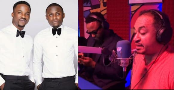 Iyanya speaks out on how his relationship with Ubi Franklin broke down