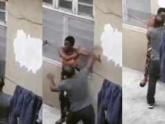 JAMB lesson teacher seen assaulting one of his female students in Lagos (video)