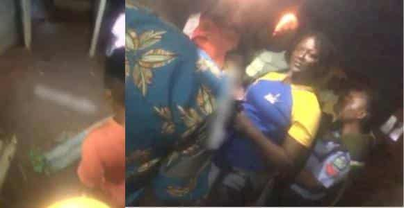Lady arrested for beating her sister to death and secretly burying her (Video)