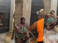 Lady arrested for torturing, circulating nude video of husband's mistress