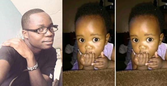 Man shares heart-wrenching story after his daughter was taken from him at gun point by his in-laws