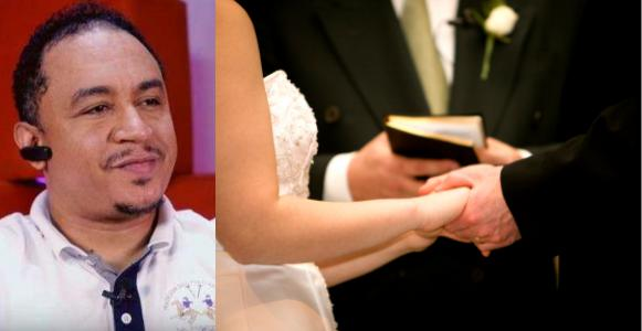 """""""Marriage vows are satanic. Christ said so himself"""" - Daddy Freeze says"""