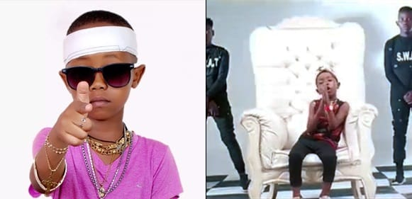 7yr old rapper, Fresh Kid to go to jail if he doesn't quit music