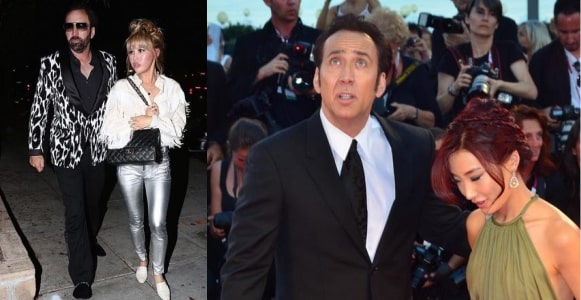 Nicolas Cage files for annulment, 4 days after his 4th marriage