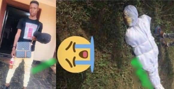 Nigerian boy dies after overdosing on tramadol and refnol