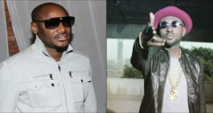 Nigerians react to singer Blackface diss song against 2face Idibia