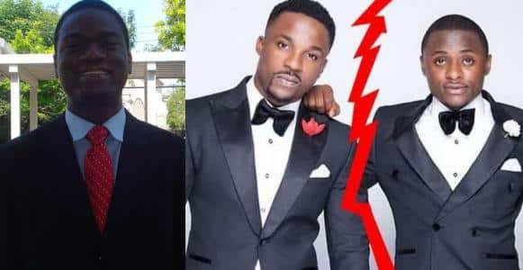 Omololu Omotosho speaks on Iyanya and Ubi Franklin feud